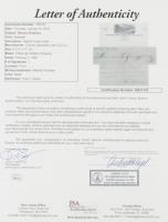 Barney Dreyfuss Signed 1925 Letter (JSA LOA) at PristineAuction.com