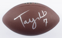 Taysom Hill Signed NFL Football (JSA COA) at PristineAuction.com