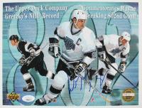 Wayne Gretzky Signed LE Kings 8x10 Photo (JSA COA) at PristineAuction.com