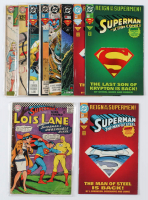 Lot of (10) DC Superman Comic Books Issues Ranging from #18 - #687 at PristineAuction.com