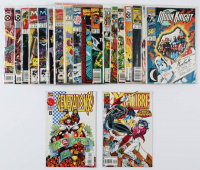 Lot of (15) Marvel Comic Books Issues Ranging from #1 - #464 at PristineAuction.com