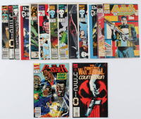 Lot of (15) Marvel Comics Punisher Comic Books Issues Ranging from #1 - #80 at PristineAuction.com