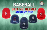 Schwartz Sports Baseball Stars Signed Batting Helmet Mystery Box – Series 2 (Limited to 100) at PristineAuction.com