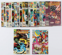 Lot of (20) Marvel Comics Comic Books Issues Ranging from #1 - #61 at PristineAuction.com