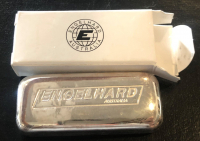Engelhard 5 oz. .999 Silver Bar with Original Packaging at PristineAuction.com