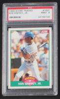 Ken Griffey Jr. 1989 Score Rookie/Traded #100T RC (PSA 9) at PristineAuction.com