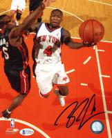 Nate Robinson Signed Knicks 8x10 Photo (Beckett COA) at PristineAuction.com