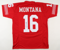 Joe Montana Signed Jersey (JSA Hologram) at PristineAuction.com