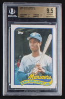 Ken Griffey Jr. 1989 Topps Traded #41T RC (BGS 9.5) at PristineAuction.com