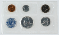 1962 United States Mint Set with (5) Coins at PristineAuction.com