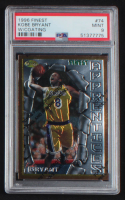 Kobe Bryant 1996-97 Finest #74 RC (PSA 9) at PristineAuction.com