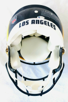 Kurt Warner Signed Rams Full-Size Authentic On-Field Speed Helmet (Beckett COA) at PristineAuction.com
