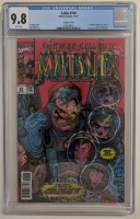 """2017 """"Cable"""" Issue #150 Marvel Comic Book (CGC 9.8) at PristineAuction.com"""