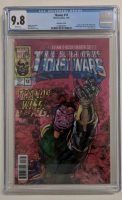 "2018 ""Thanos"" Issue #13 Marvel Comic Book (CGC 9.8) at PristineAuction.com"