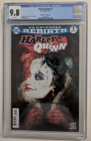 "2016 ""Harley Quinn"" Issue #1 DC Comic Book (CGC 9.8) at PristineAuction.com"