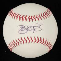 Brandon Crawford Signed OML Baseball (JSA COA & MLB Hologram) at PristineAuction.com