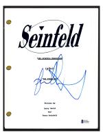 "Jason Alexander Signed ""Seinfeld"" Pilot Episode Script (Beckett COA) at PristineAuction.com"