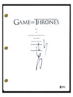"Sean Bean Signed ""Game of Thrones"" Pilot Episode Script (Beckett COA) at PristineAuction.com"
