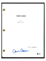 """Cameron Crowe Signed """"Almost Famous"""" Movie Script (Beckett COA) at PristineAuction.com"""