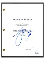 "Jamie Foxx Signed ""Any Given Sunday"" Movie Script (Beckett COA) at PristineAuction.com"