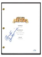 "Robert Carradine Signed ""Revenge of the Nerds"" Movie Script (AutographCOA COA) at PristineAuction.com"