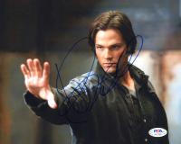 "Jared Padalecki Signed ""Supernatural"" 8x10 Photo (PSA Hologram) at PristineAuction.com"