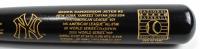 Derek Jeter LE 2020 Yankees Louisville Slugger Custom Engraved Baseball Bat at PristineAuction.com