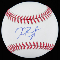 Kris Bryant Signed OML Baseball (Beckett COA) at PristineAuction.com