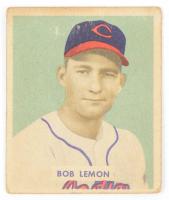 Bob Lemon 1949 Bowman #238 RC at PristineAuction.com