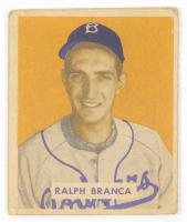 Ralph Branca 1949 Bowman #194 RC at PristineAuction.com