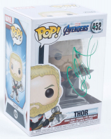Chris Hemsworth Signed Marvel Avengers #452 Thor Funko Pop! Vinyl Figure (PSA Hologram) at PristineAuction.com