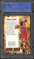Michael Jordan 1998-99 Fleer Electrifying #6 (PSA 8) at PristineAuction.com