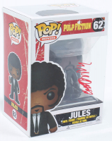"Samuel L. Jackson Signed ""Pulp Fiction"" #62 Jules Funko Pop! Vinyl Figure (AutographCOA LOA) at PristineAuction.com"