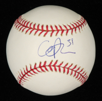 Cliff Lee Signed OML Baseball (JSA COA) at PristineAuction.com