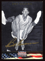 Bob Beamon Signed 2012 Americana Heroes and Legends #62 (JSA COA) at PristineAuction.com