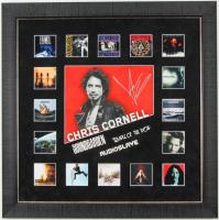 Chris Cornell Signed 25x26 Custom Framed Photo (JSA ALOA) at PristineAuction.com