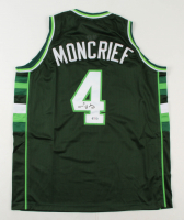 Sidney Moncrief Signed Jersey (PSA COA) at PristineAuction.com