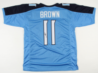 A. J. Brown Signed Jersey (JSA COA) at PristineAuction.com