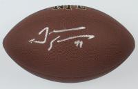 Tremaine Edmunds Signed NFL Football (Beckett COA) at PristineAuction.com