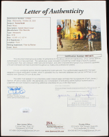 "Travis Scott Signed ""Astroworld"" Vinyl Record Album Cover Inscribed ""Don't Sell Me"" (JSA LOA) at PristineAuction.com"
