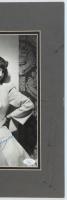 Barbara Stanwyck Signed 12x16 Custom Matted Photo Display (JSA COA) at PristineAuction.com