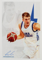 Luka Doncic Signed Mavericks 5x7 Photo (JSA COA) at PristineAuction.com