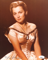 Olivia de Havilland Signed 8x10 Photo (JSA COA) at PristineAuction.com