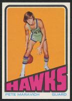 Pete Maravich 1972-73 Topps #5 at PristineAuction.com