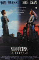 """Sleepless In Seattle"" 27x40 Movie Poster at PristineAuction.com"