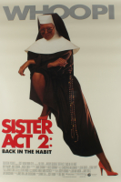 """Sister Act 2: Back In The Habit"" 27x40 Movie Poster at PristineAuction.com"