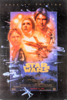 """Star Wars"" 20th Anniversary Special Edition 27x40 Movie Poster at PristineAuction.com"