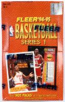 1994-95 Fleer Series 1 Basketball Retail Box at PristineAuction.com