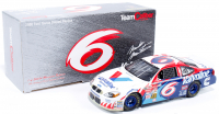Mark Martin Signed LE #6 Valvoline / 2000 Taurus 1:24 Scale Die-Cast Car (JSA COA) at PristineAuction.com