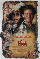 """Hook"" 27x40 Movie Poster at PristineAuction.com"